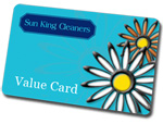 Sun King VALU-Card